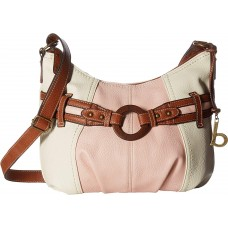 B.O.C.  Womens Nayarit Crobo Crossbody  Bone/Blush/Saddle